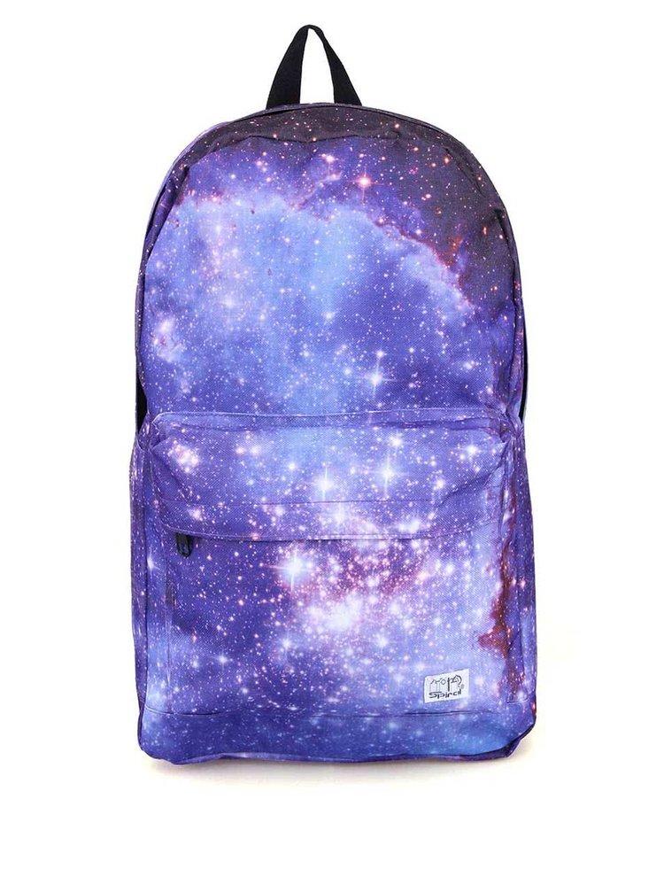 Modrý unisex batoh Spiral Galaxy 18 l