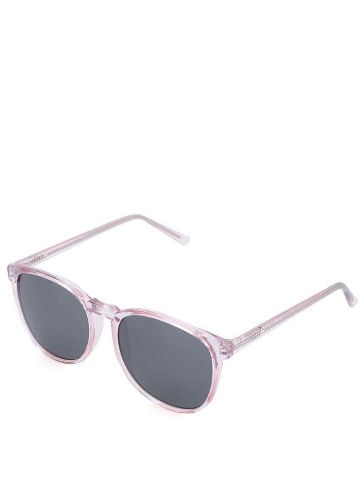 Ružové dámske slnečné okuliare Komono Urkel