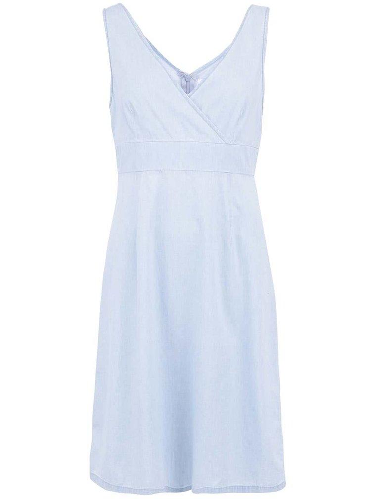 Světle modré džínové šaty VERO MODA Just Josephine