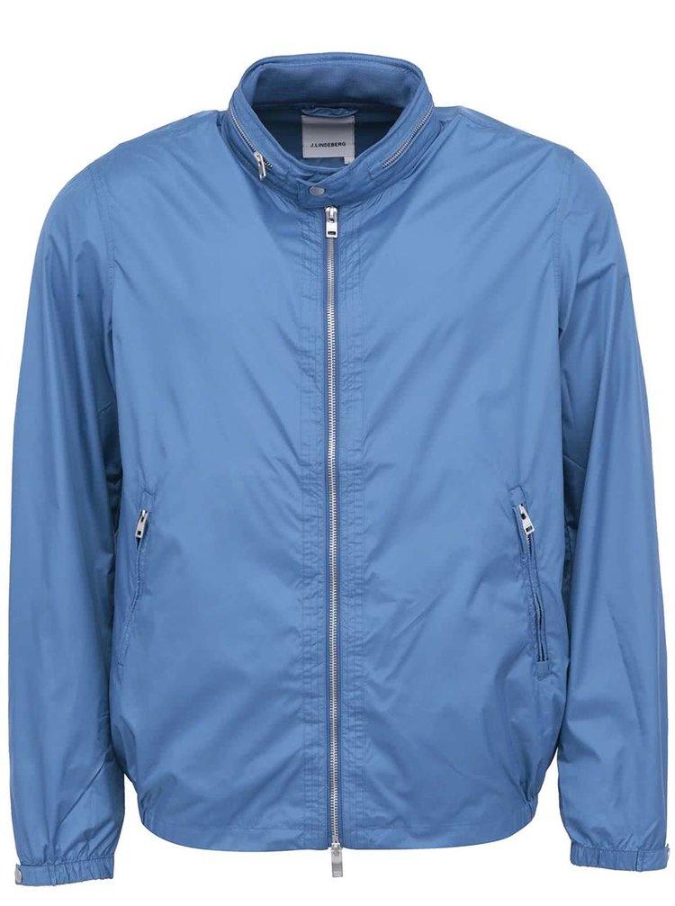 Světle modrá bunda J.Lindenberg Kingley