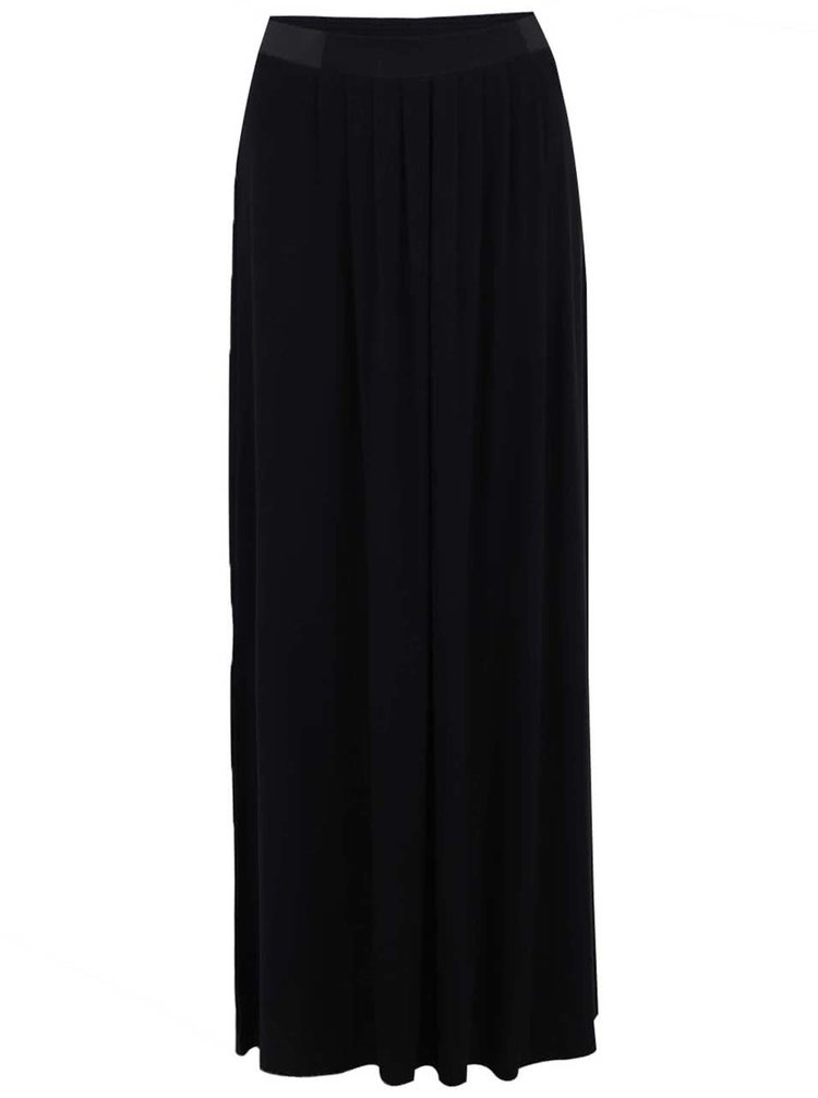 Černá dlouhá sukně New Look