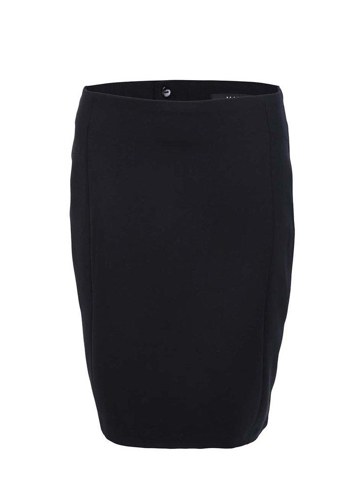 Černá pouzdrová sukně VILA Asmin
