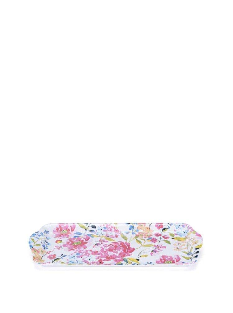 Tavă mică cu model floral Cooksmart Floral Romance