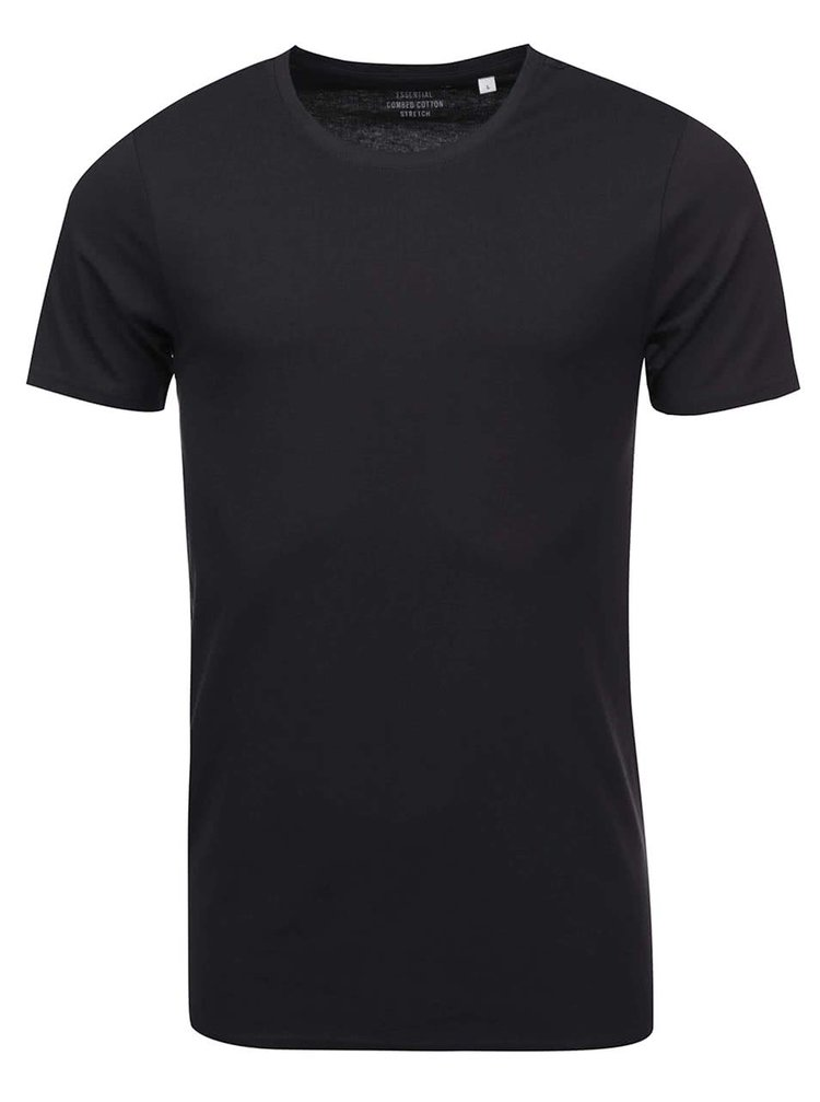 Tricou basic ONLY & SONS - negru