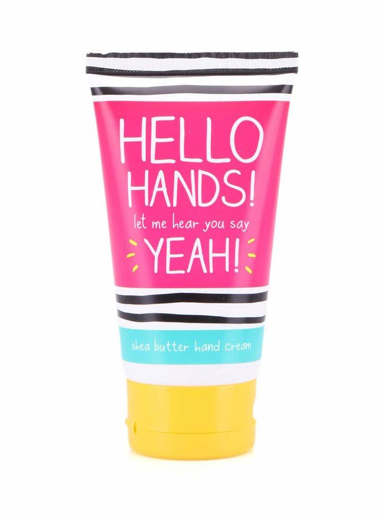 Krém na ruce s bambuckým máslem Happy Jackson Hello Hands