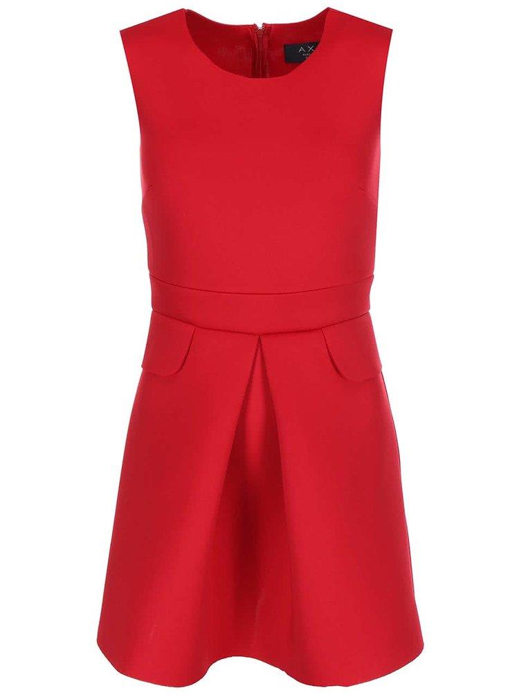 Rochie roșie cu fermoar de la AX Paris