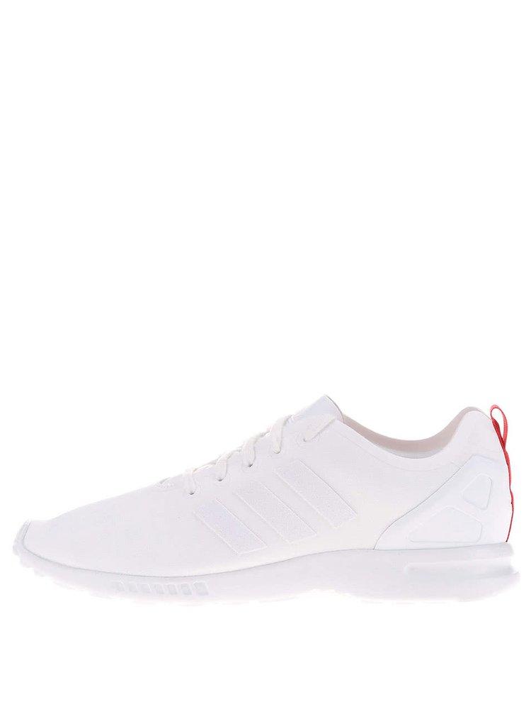 Bílé dámské tenisky adidas Originals ZX Flux