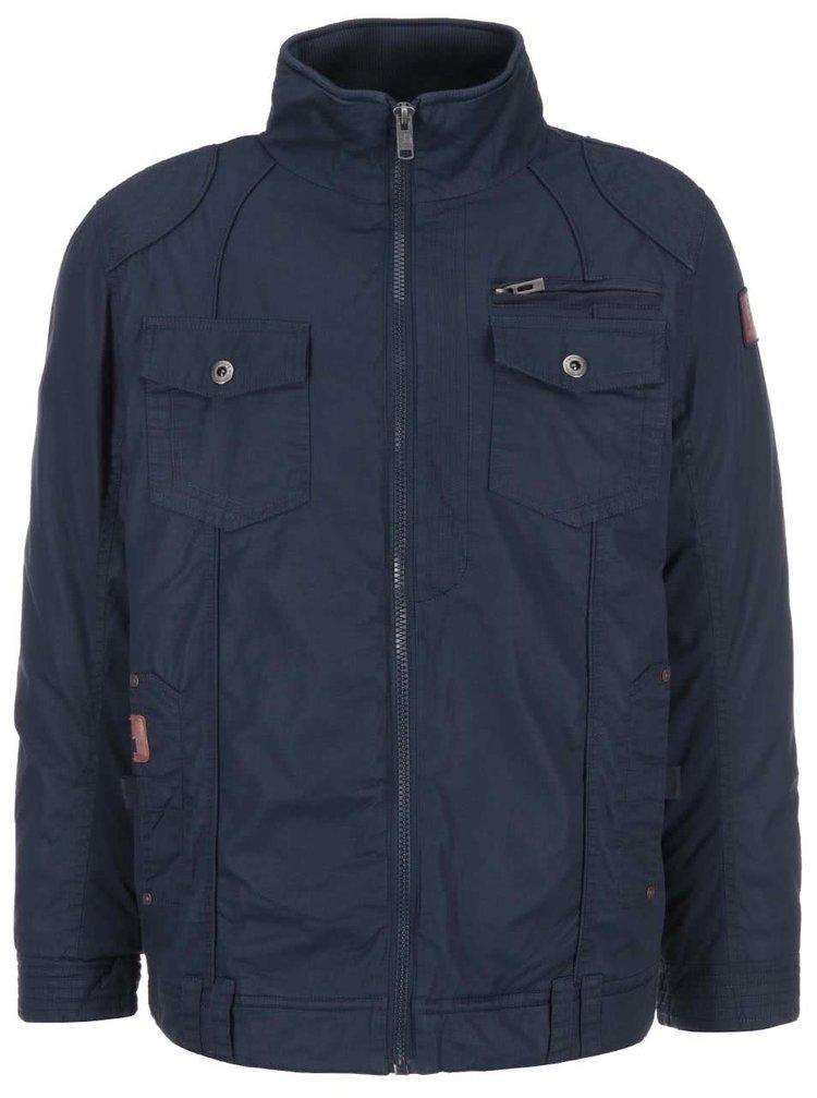 Jachetă bărbătească bleumarin cu buzunare Twinlife