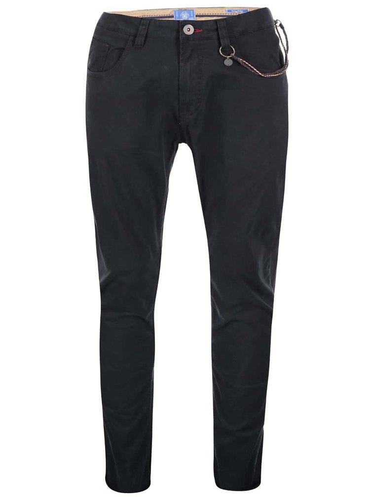 Černé kalhoty Dstrezzed