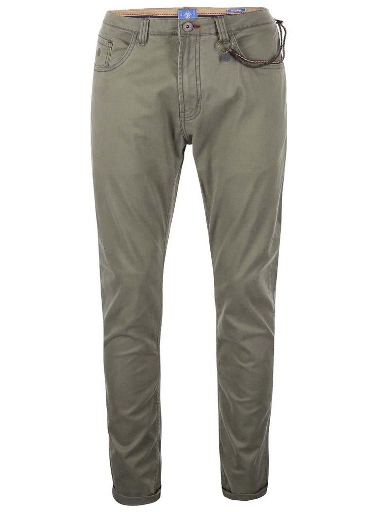 Zelené nohavice Dstrezzed