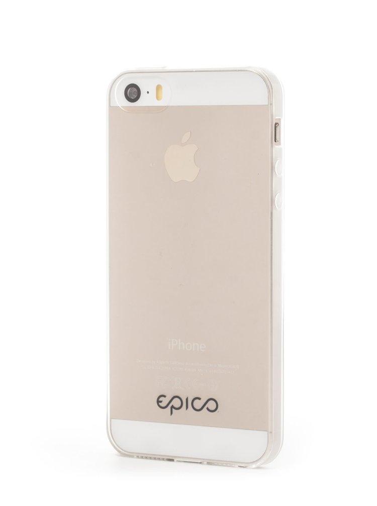 Carcasă transparentă pentru iPhone 5/5s Epico Twiggy Gloss