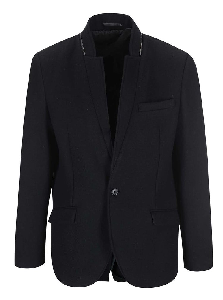 Blazer Griffin negru de la ONLY & SONS