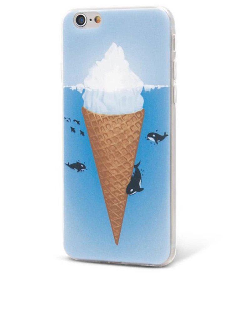 Modrý ochranný kryt na Phone 6/6s Epico Iceberg