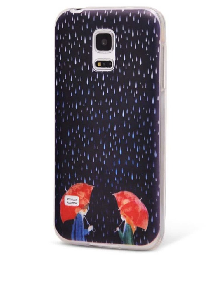 Epico In The Rain Blue Protective Cover for Samsung Galaxy S5 Mini