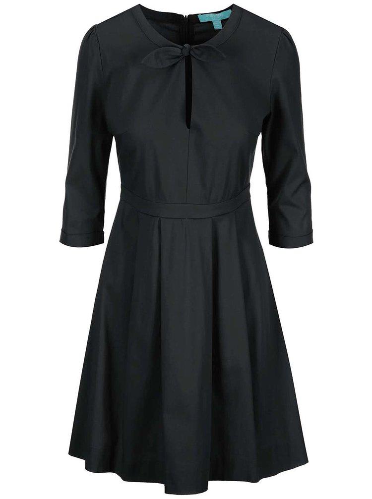 Černé šaty Fever London Tabitha