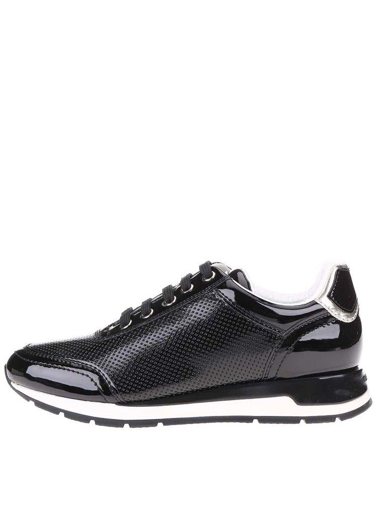 Pantofi sport de damă GEOX Shahira negri