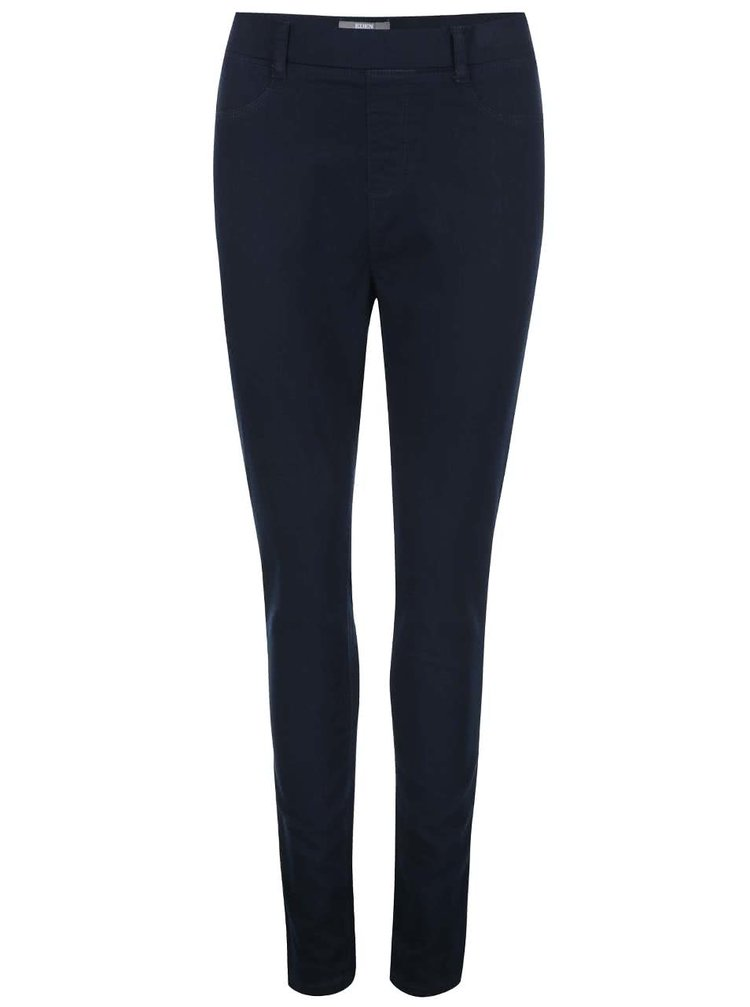 Pantaloni Dorothy Perkins bleumarin