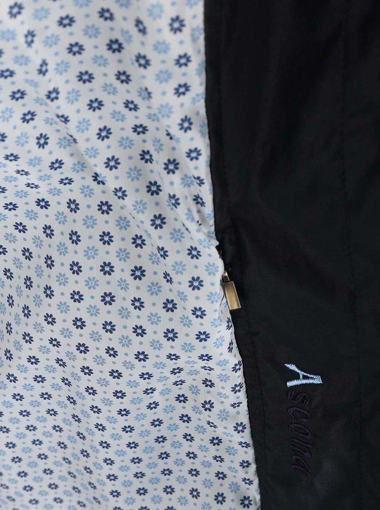 4ca49c52e67 Černý dámský kratší kabát bugatti
