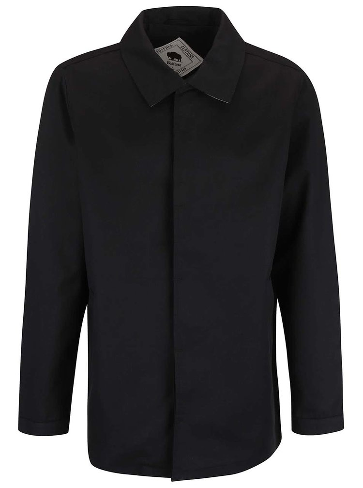 Bellfield Gota Men's Black Lightweight Jacket