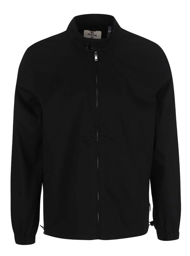 Bellfield Dorsey Black Lightweight Jacket