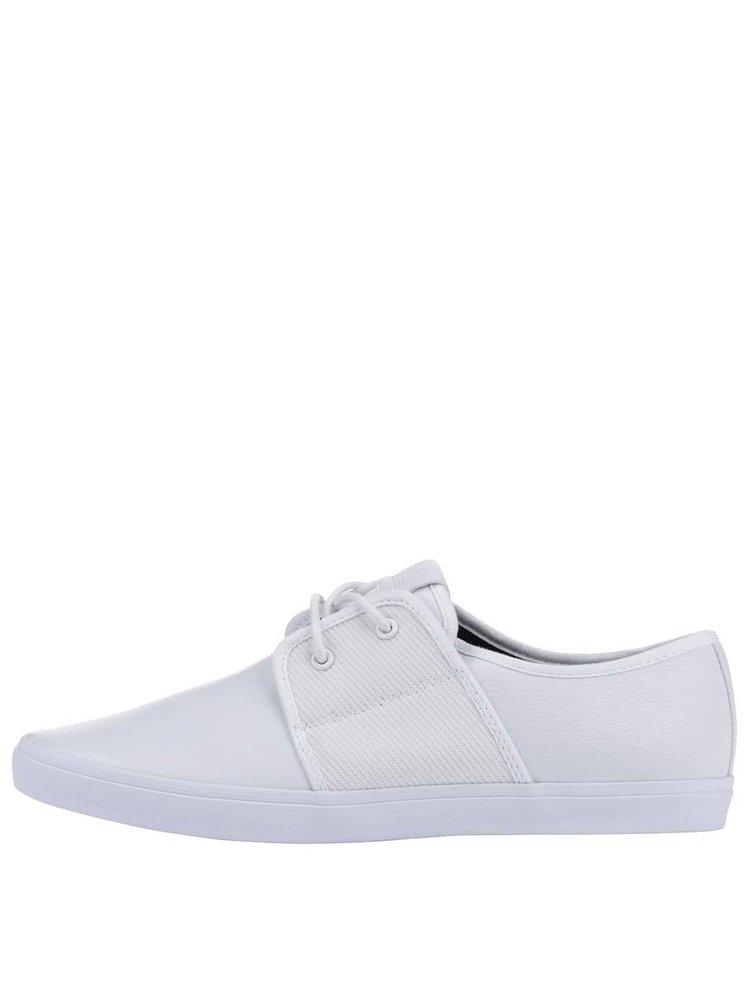 Pantofi Oxford ALDO Traunna albi bărbătești