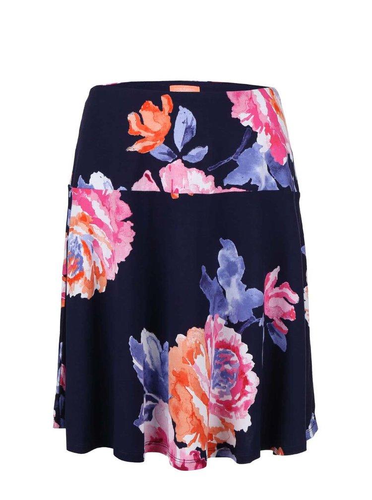 Růžovo-modrá dámská sukně Tom Joule Hailey