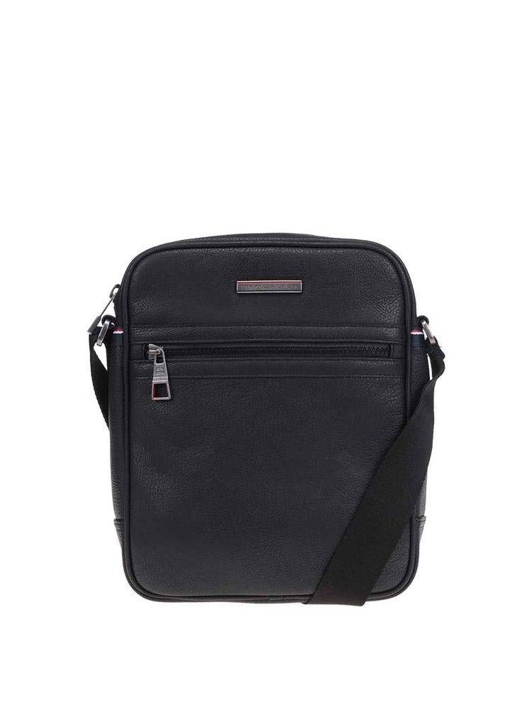 65b47eb0e5 Čierna pánska taška cez rameno Tommy Hilfiger Essential Reporter ...