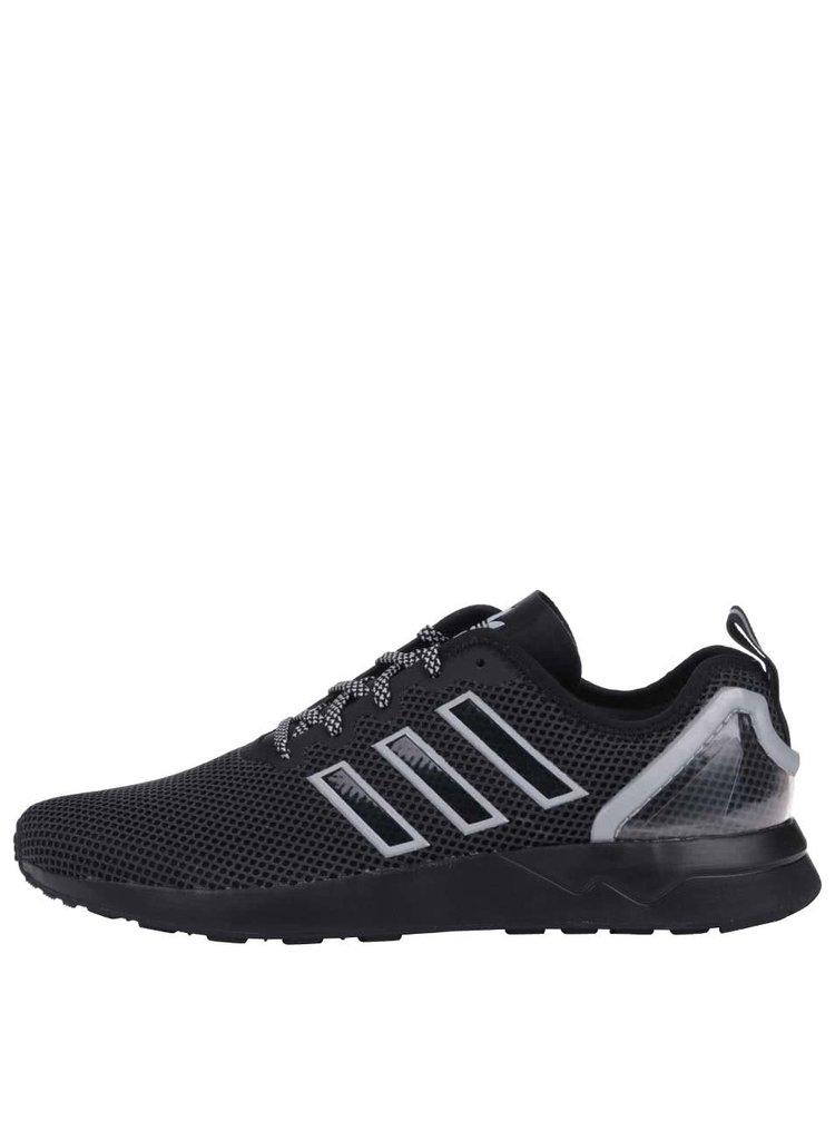 Pantofi sport bărbătești adidas Originals ZX Flux Racer Asym gri-negri
