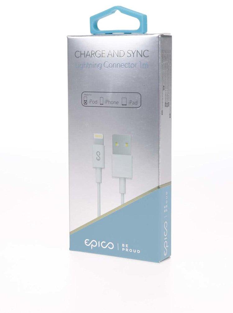 Lightning kábel MFI pre iPhone Epico (1 m)