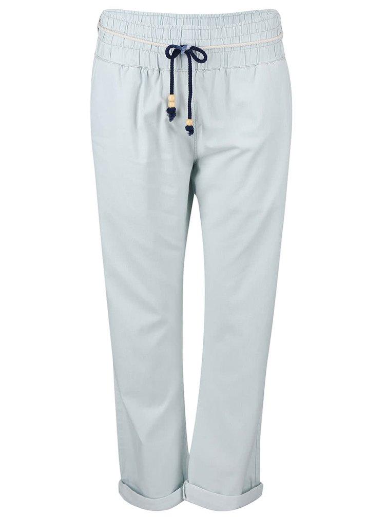 Pantaloni de trening largi Horsefeathers Super Summer albastru-deschis