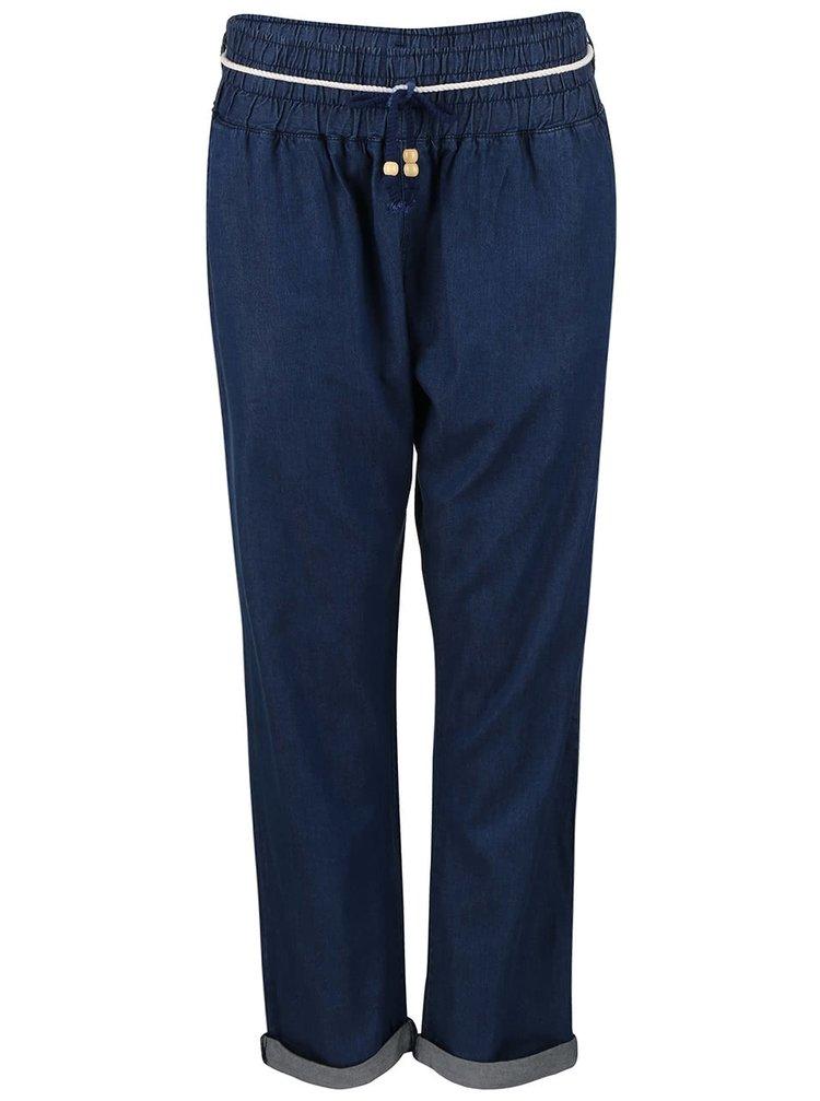 Pantaloni de trening largi Horsefeathers Super Summer bleumarin