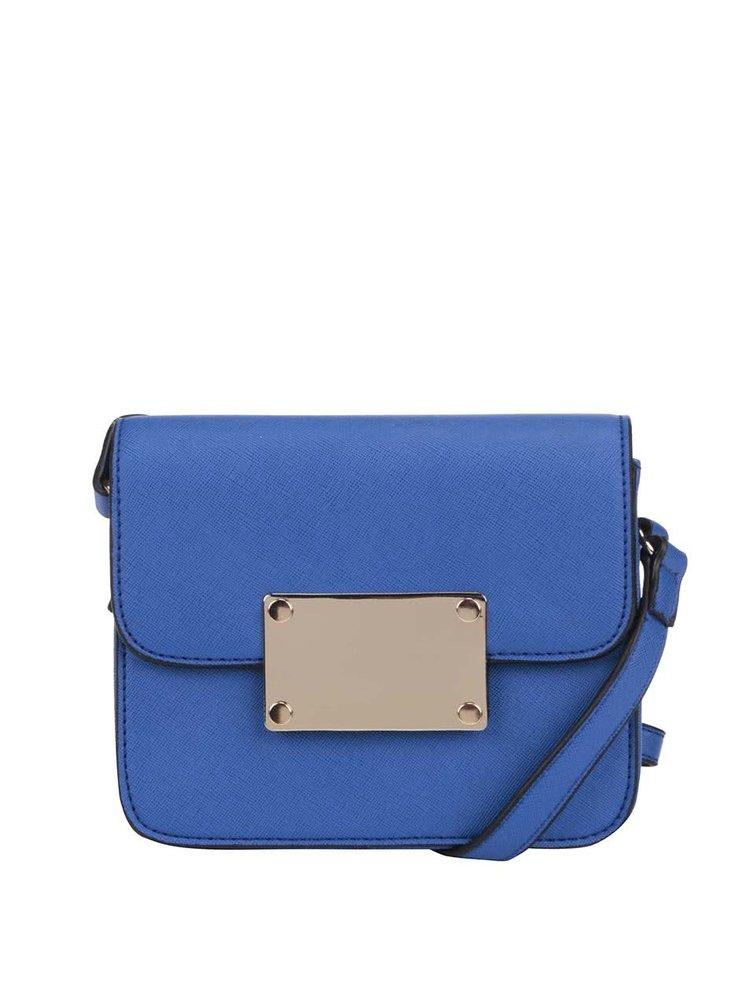 Modrá malá crossbody kabelka ALDO Ibiasa