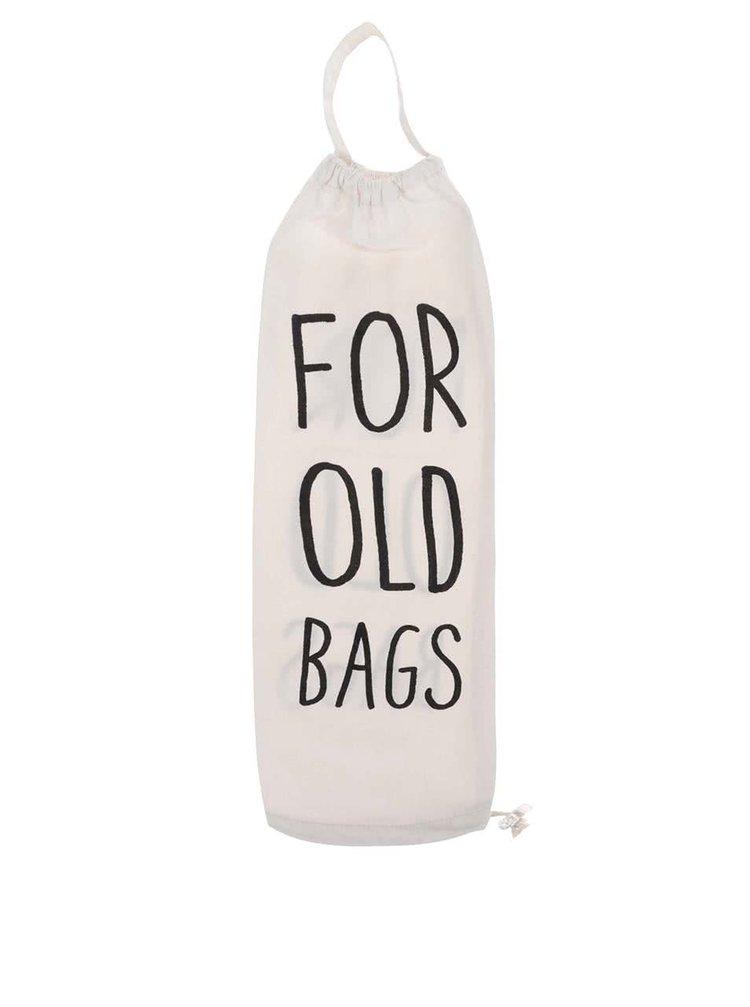 Krémový obal na tašky CGB