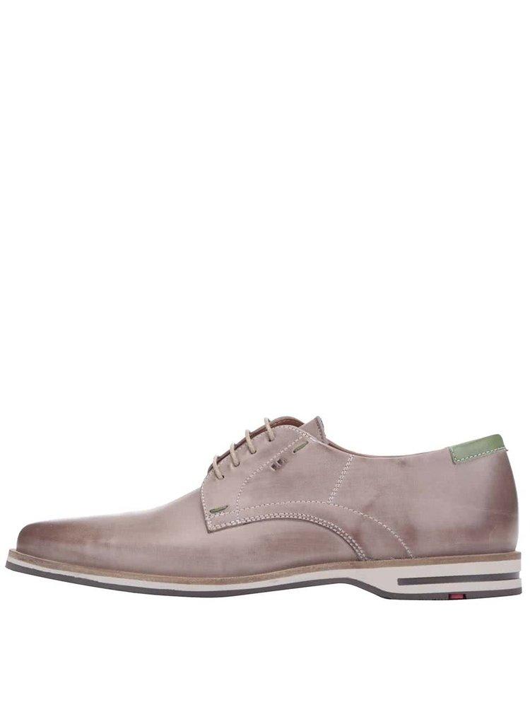 Pantofi Lloyd Denia pentru bărbați gri