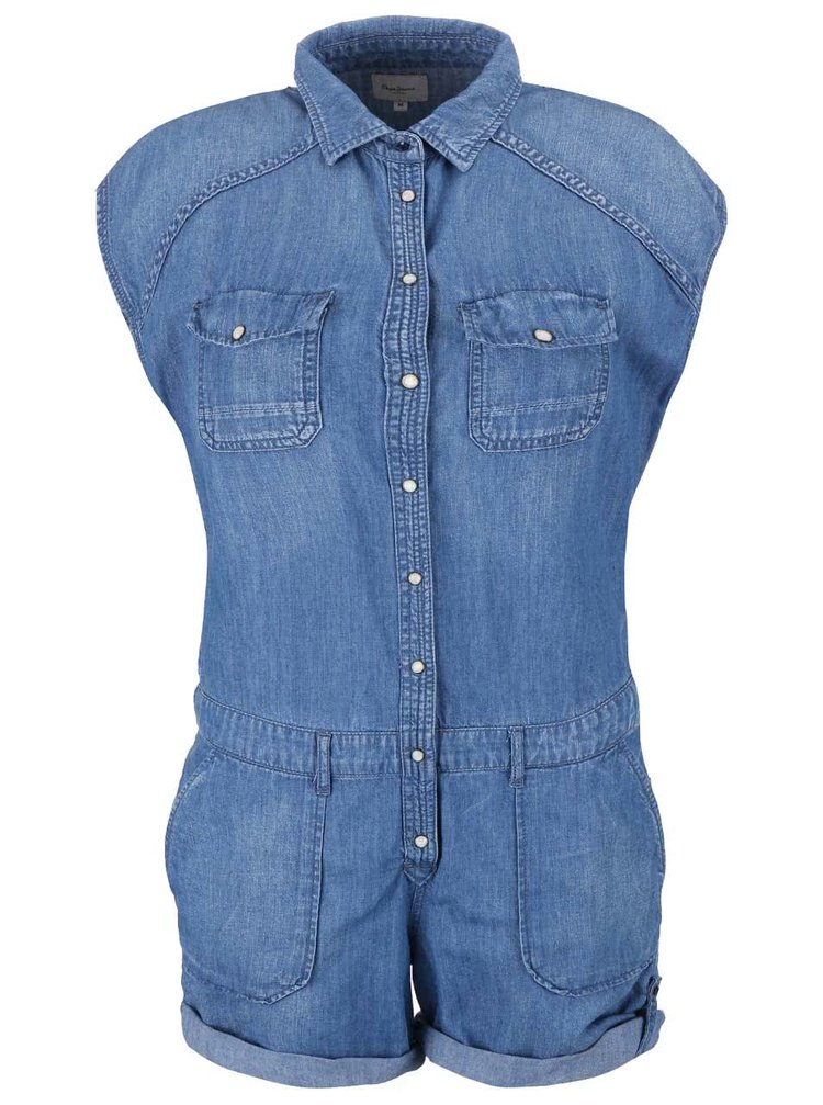 Salopetă Pepe Jeans Ivy din denim