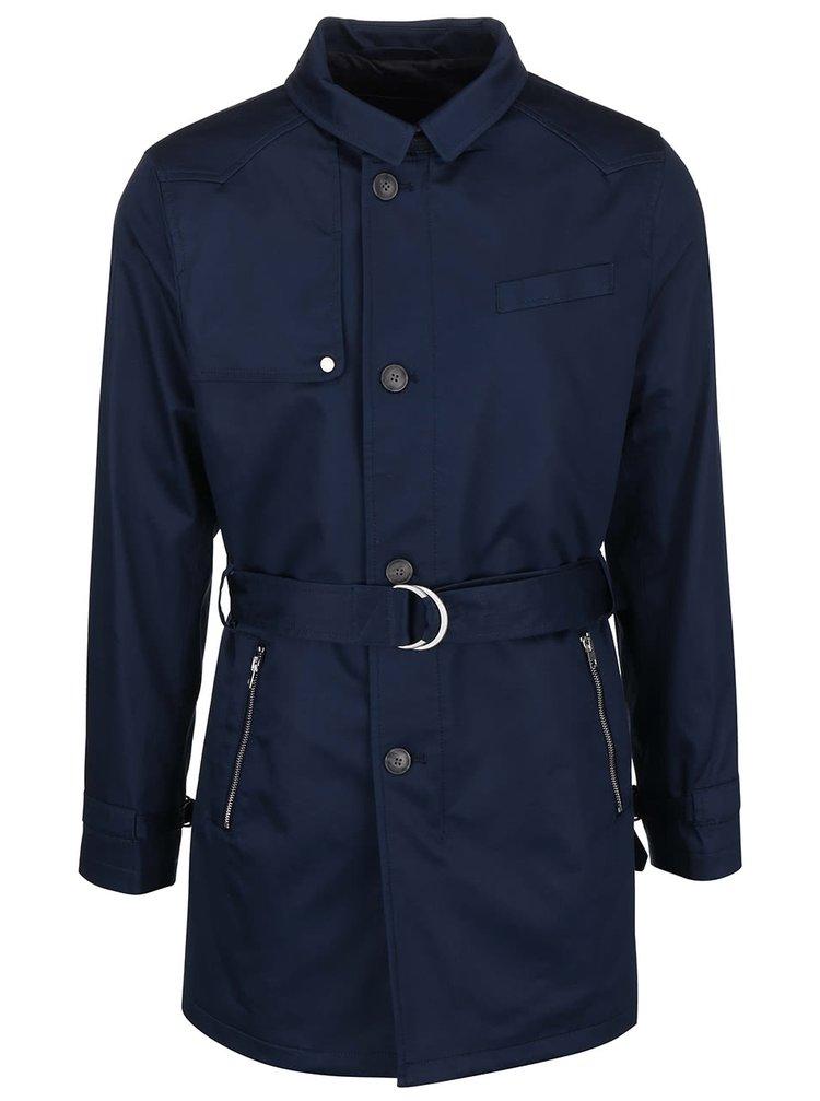 Jachetă Bertoni Lund albastru închis