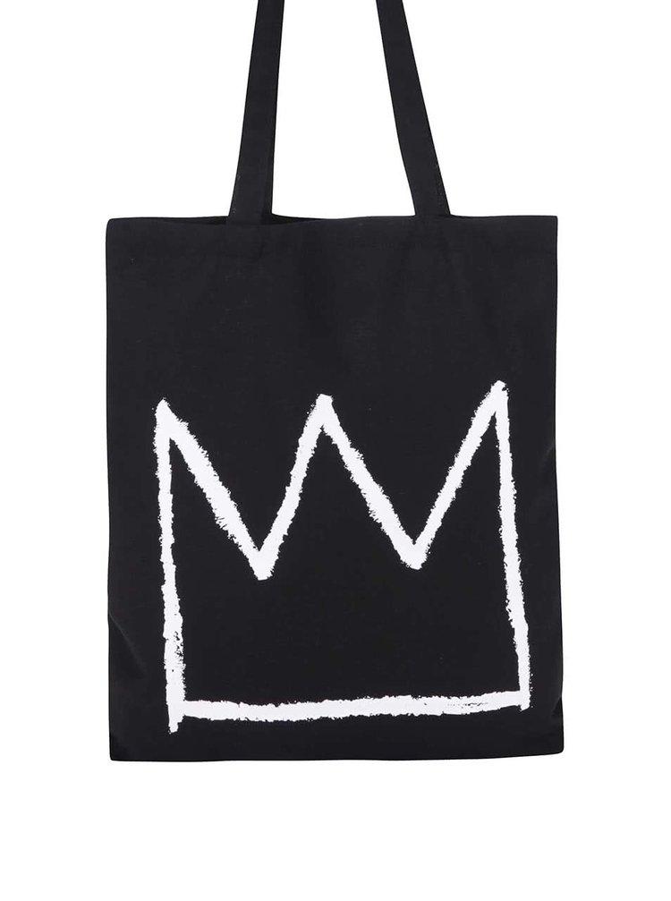 Čierna taška ZOOT Originál Basquiat