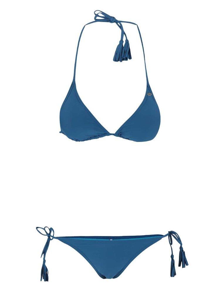 Modré plavky O'Neill Solid Triangle