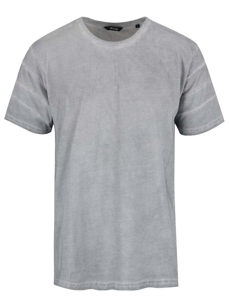 Tricou ONLY & SONS Silas gri