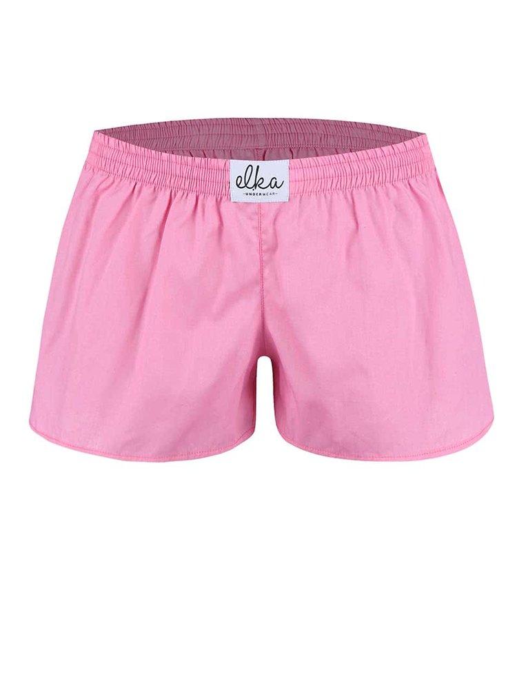 Ružové dámske trenírky El.Ka Underwear