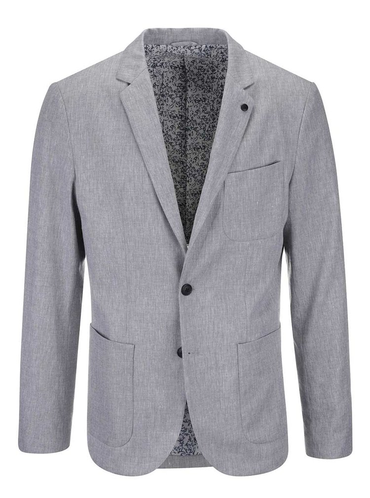 Sacou gri  Selected Homme One Stef
