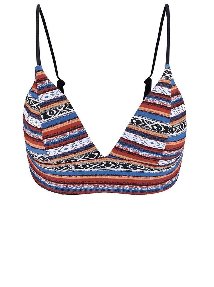 Sutien bikini VERO MODA Ethnic colorat