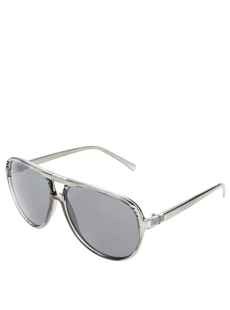 Ochelari de soare Jack & Jones Jack cu ramă argintie