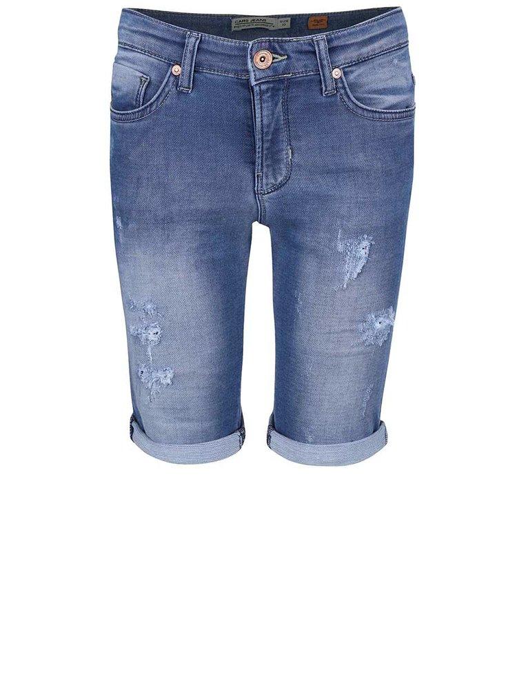 Blugi scurți Cars Jeans Atlanta albaștri pentru băieți