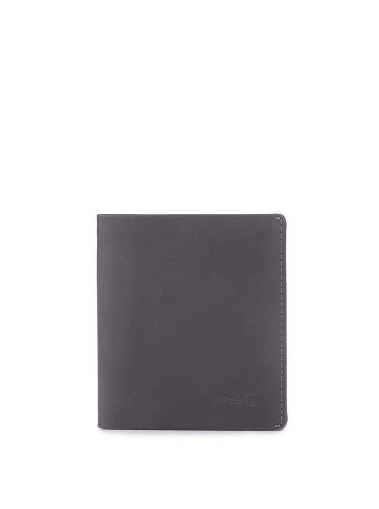 Portofel din piele Bellroy Note Sleeve gri