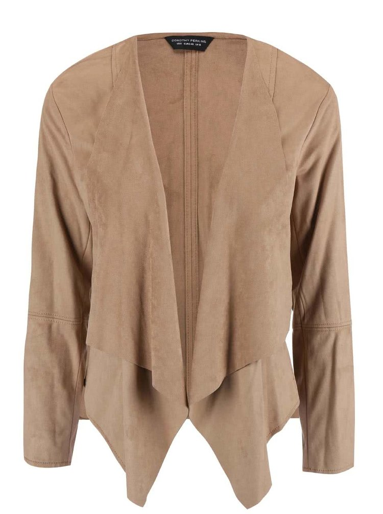 Jachetă Dorothy Perkins bej