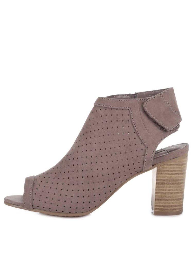 Sandale Dorothy Perkins bej