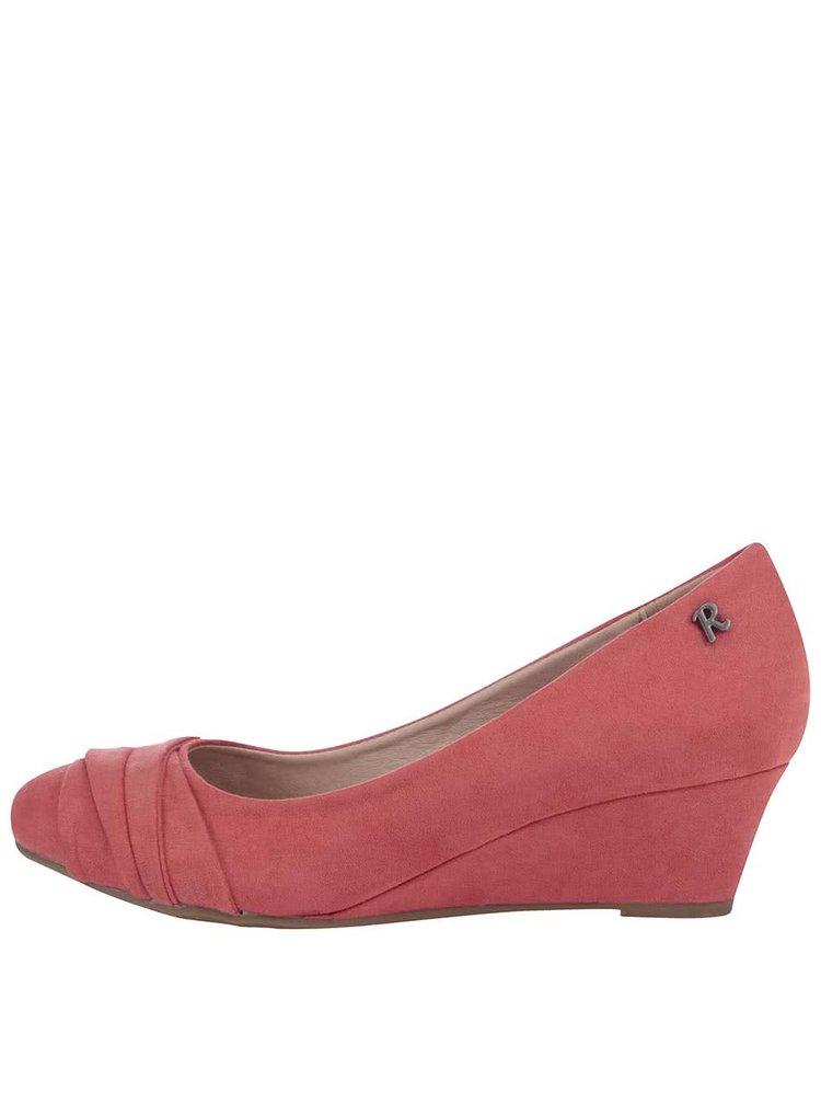 Pantofi cu platformă Refresh corai