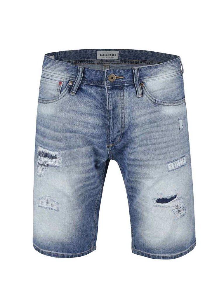 Pantaloni scurți Jack&Jones Rick din denim
