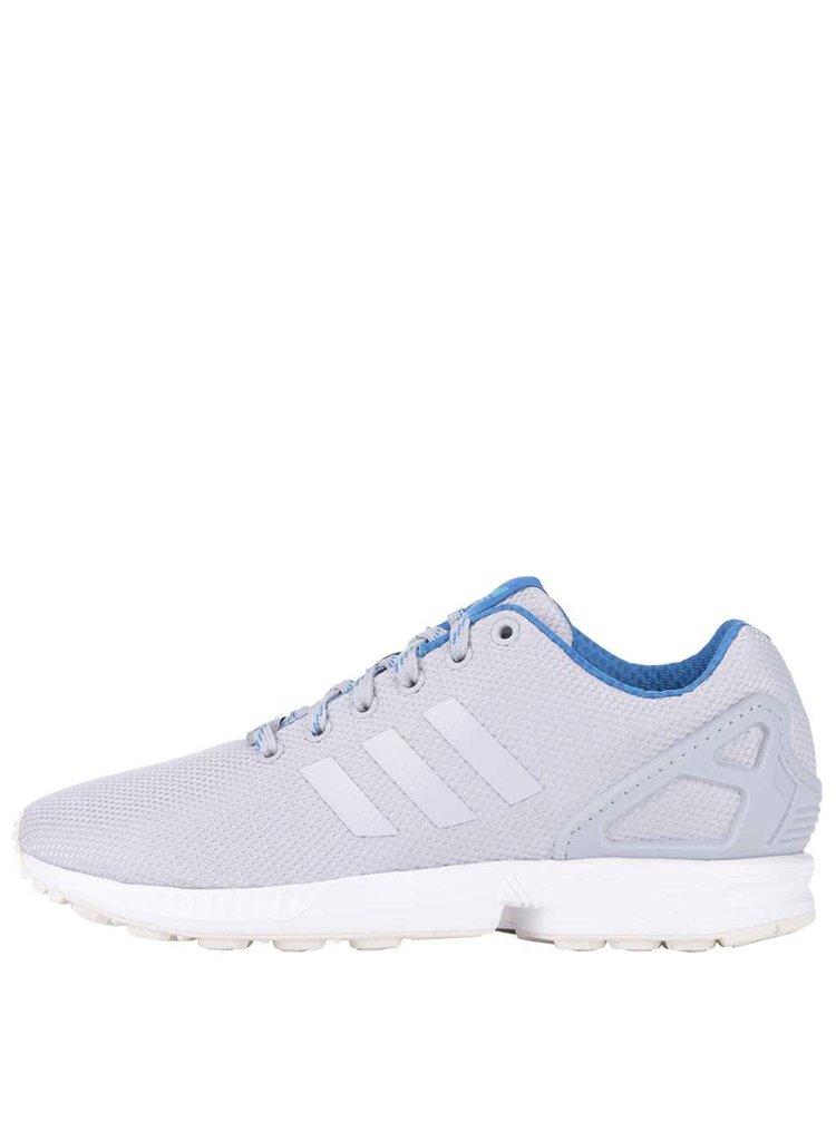 Pantofi sport unisex adidas Originals ZX Flux gri